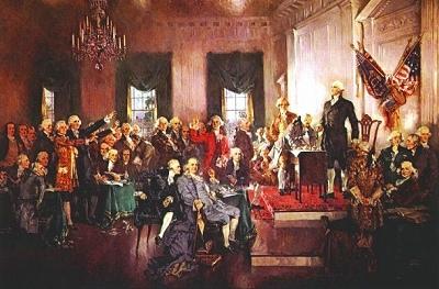 Scene_Constitution_Philadelphia convention